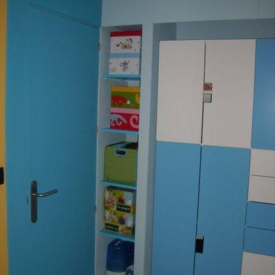 Armarios cuarto de niño