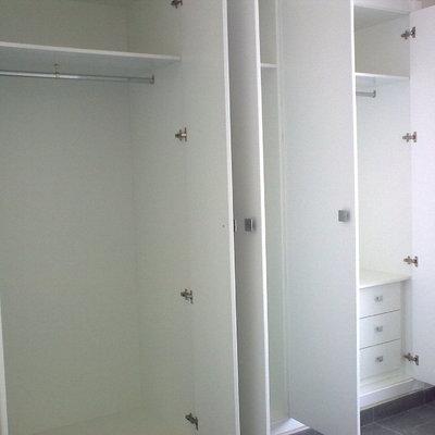 armarios lacados basicos