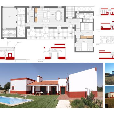 Arquitectos Proyecto Vivienda Unifamiliar