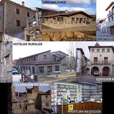 Arquitectura entornos rurales