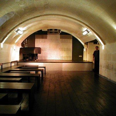 Ars_club de jazz. INTERIOR. Sistema prefabricado
