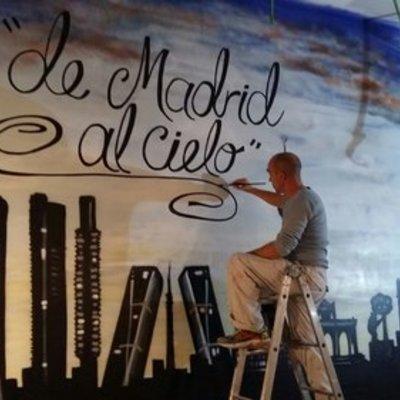 Mural en pared