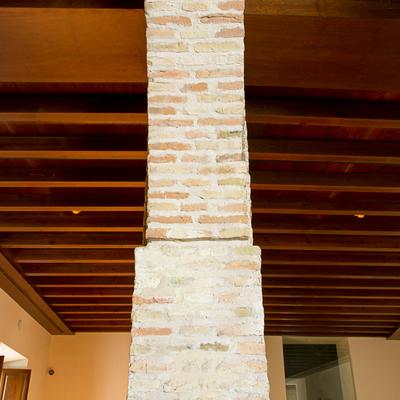 Artesonado museo taurino de Córdoba