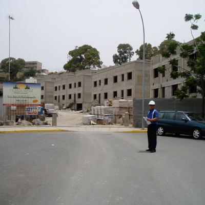 Coordinación de seguridad y salud - Control de obra