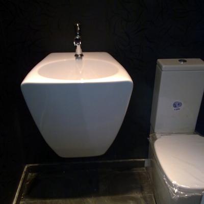 Aseo lavabo e inodoro Gala