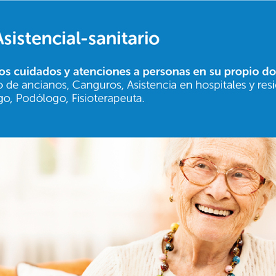 Asistencial-sanitario
