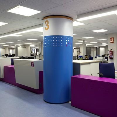 Oficines de l'Agència Tributària de Catalunya