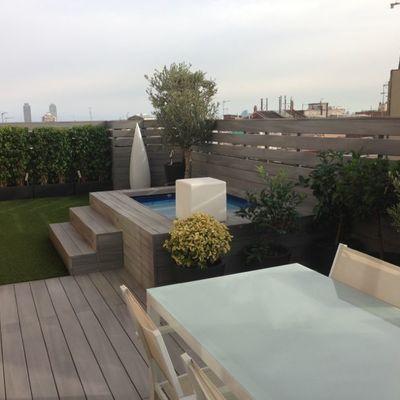 Reforma de terraza 2