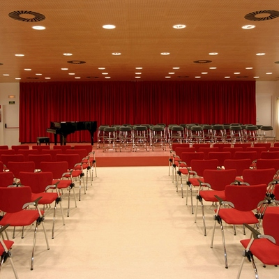 Barcelona. Escuela Municipal de Música Joan Manuel Serrat