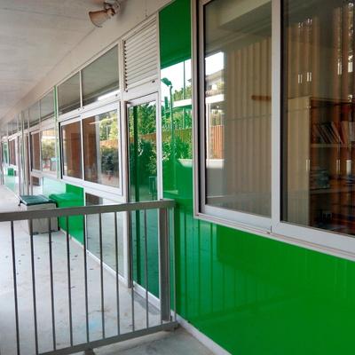 Aulas Infantil Escuela Sant Gregori (Barcelona)