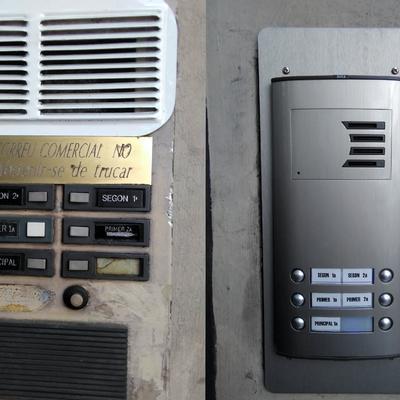 Instalación de interfono
