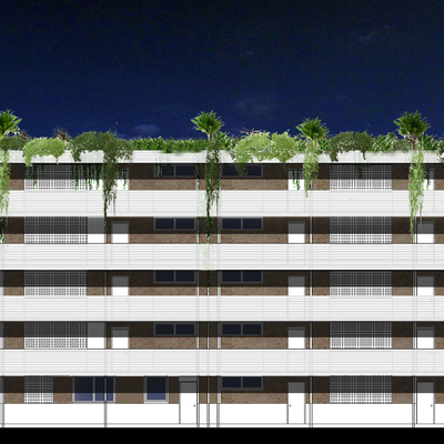 rehabilitacion de edifcio y refuerzo estructura