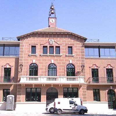 Ayuntamiento en Santa Maria de Palautodera