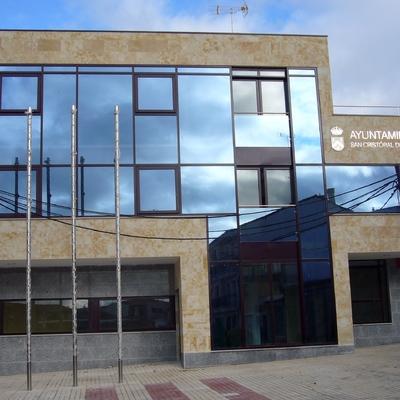 Ayuntamiento San Cristobal de la Cuesta