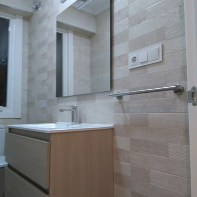 Reforma de baño en Orense