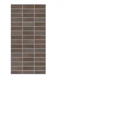 Azulejo Fragma, Mosaico, Color Oxido