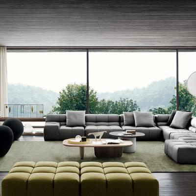 Sofa Tufty de B&B Italia
