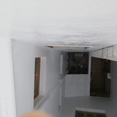 Pintura y reparación patios de luz