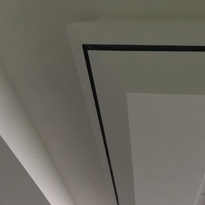 Detalles acabado techos