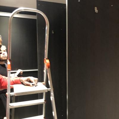Montando un armario en Tarragona