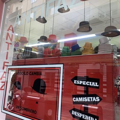 Aragon Televisión , antifaz