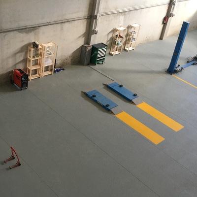 Guias de seguridad en el taller