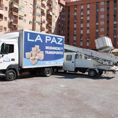 transporte y eleva muebles