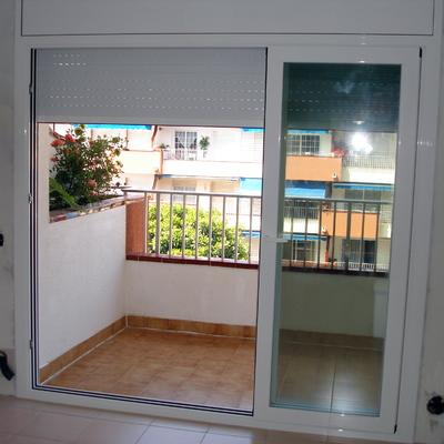 Balconera corredera 3 Hojas
