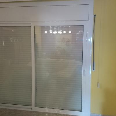 Balconera de aluminio RPT