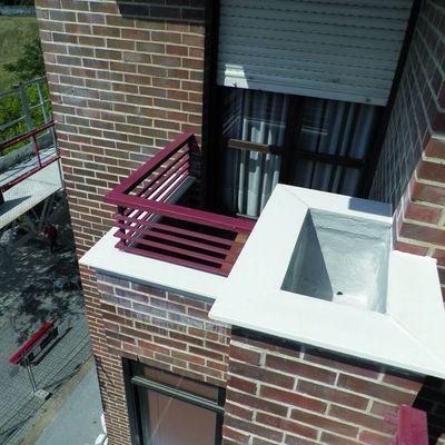 Balcones y Albardillas