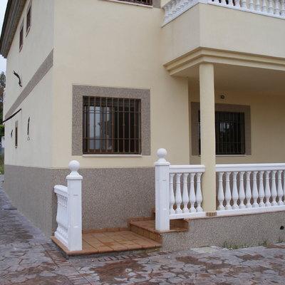 Casas Apareadas de nueva construcción