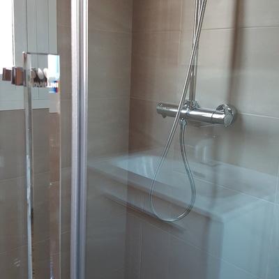 Reforma integral de baño en la Barrosa