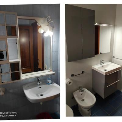 Mueble de Baño y Sanitarios