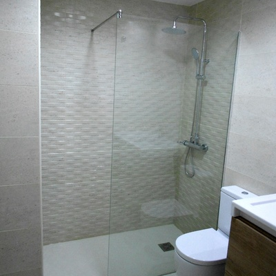 baño minimo