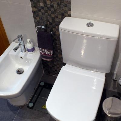 baño c