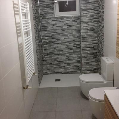 Reforma integral baño Leitza