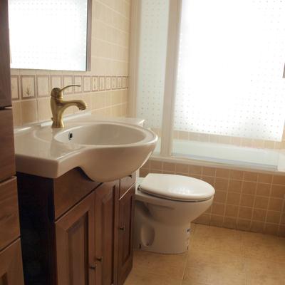 baño en Moralzarzal