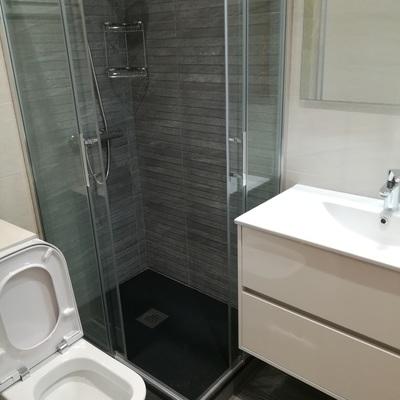 baño porcelanato Gallaforest