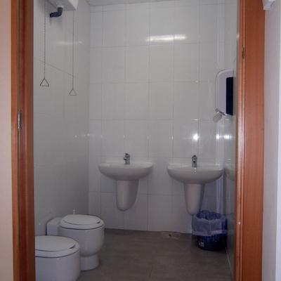 Baño guarderia