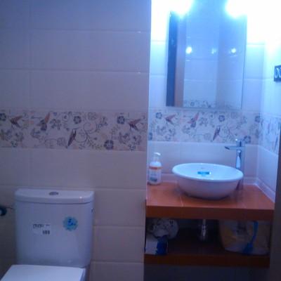 baño montornes