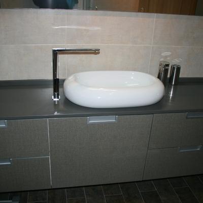 baño. mueble a medida