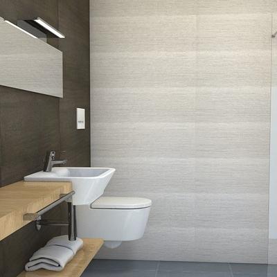 Baño de vivienda en Molina