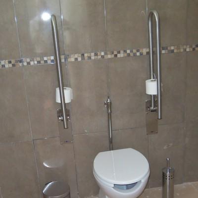 baño para discapacitado