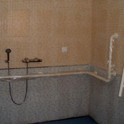 Baño para minusvalidos