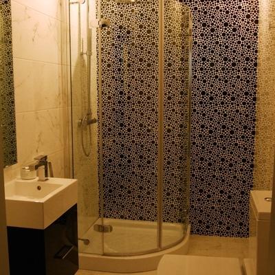 Baño realizado con materiales de Porcelanosa grupo