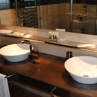 Baño realizado por tecnam.