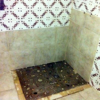 Baño reforma