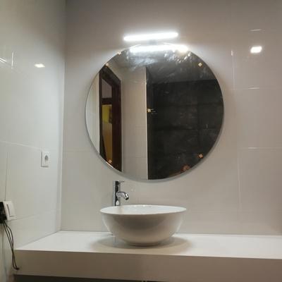 Baño muy antiguo totalmente modernizado.