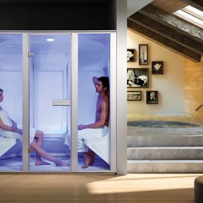 Sauna húmeda / Baño turco / Hammam modelo AS-002A