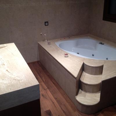 baños jacuzzis